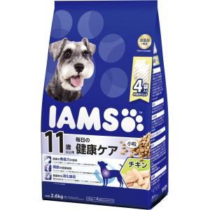 アイムス 11歳以上用 毎日の健康ケア チキン 小粒 2.6kg