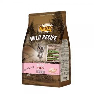 ニュートロ ワイルドレシピ キャット キトン チキン 子猫用 2kg|ikoapetfood