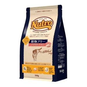 ニュートロ ナチュラルチョイス キャット 穀物フリー アダルト チキン 500g|ikoapetfood