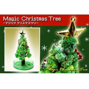 ★マジッククリスマスツリー去年は3日で1000個突破!今年も数量限定★ 1時間で ???あら不思議!...