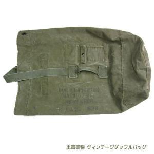米軍実物 ヴィンテージ ダッフルバッグ ikokuya