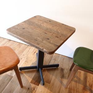 古材天板カフェテーブルSサイズ送料無料 ikpイカピー|ikp