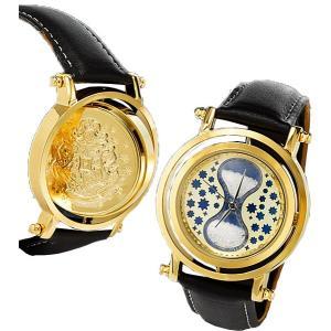 ハリー・ポッター第3作目の「アズカバンの囚人」でハーマイオニーがしているネックレスをモチーフにした腕...