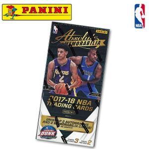 NBA公式バスケットボールカード パニーニ アブソリュート