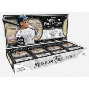 トップス社MLB公式カードの人気商品「ミュージアムコレクション」2018年度版が登場! 新旧スターの...