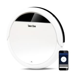 ロボット掃除機 お掃除ロボット Take-One X1Pro ロボット掃除機 水拭き 掃除機両対応 ...