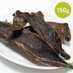 犬 ジャーキー おやつ 無添加 カナダ産 馬すね肉 150g イリオスマイル ポイント消化|iliosmile