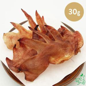 犬 おやつ とさか 無添加 国産 兵庫県産 鶏とさか 30g イリオスマイル ポイント消化 iliosmile