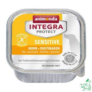 犬 療法食 アニモンダ animonda インテグラ プロテクト ウェットフード センシティブ アレルギーケア 鶏 パースニップ 150g イリオスマイル|iliosmile