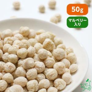 犬 おやつ 手作り食 無添加 国産マルベリーと8種の雑穀パフ 50g イリオスマイル ポイント消化 iliosmile