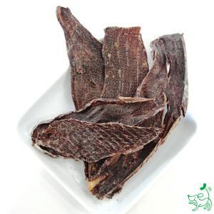 犬 おやつ 鹿 ジャーキー 無添加 国産 北海道産蝦夷鹿の干し肉 イリオスマイル ポイント消化|iliosmile