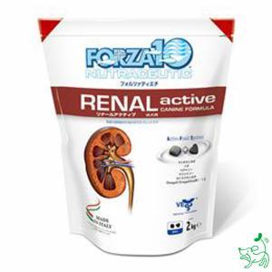 腎臓 犬 フード FORZA10 食事療法食 フォルツァ10 リナール アクティブ 腎臓ケア 800g イリオスマイル ポイント消化|iliosmile