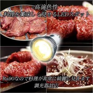 取り寄せ品 LEDハロゲン電球 5W 電球色|illumica-y