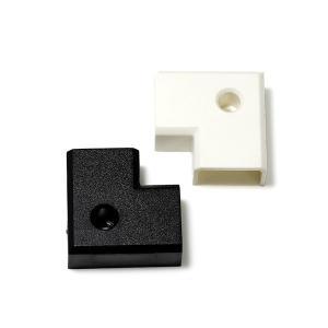 LED メテオ モジュール L字 コーナー パーツ ホワイト ブラック|illumica-y