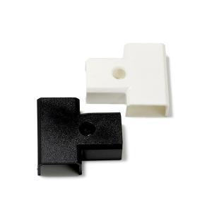 LED メテオ モジュール T字 コーナー パーツ ホワイト ブラック|illumica-y