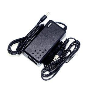 ACアダプター 入力AC100v-240v 出力DC24v 1.9A (45w) DCプラグ内径2.1mm 外径5.5mm スイッチング方式 トランス illumica-y