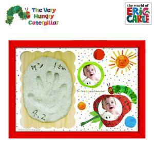 手形 足形 メモリアル 出産祝い メモリアルグッズ プリシャスプリント はらぺこあおむし PP-VHC001 ilovebaby-y