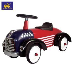 乗用玩具 足けり 車おもちゃ アルタバーグ アメリカ・スピードスター