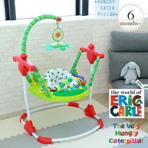 ジャンパルー 赤ちゃん 遊具 歩行器 はらぺこあおむし アクティビティ ジャンパー 6360003001|ilovebaby
