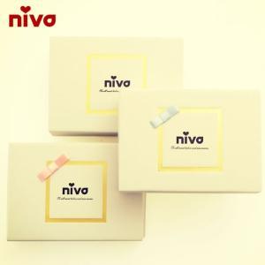 ラッピング 贈り物 ベビー 子供 出産祝い 【日本製】 ニヴァ 専用ギフトボックス Sサイズ|ilovebaby