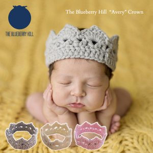 "The Blueberry Hill(ザブルーベリーヒル) ""Avery"" Crown