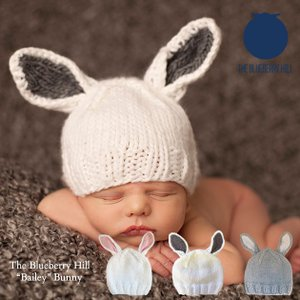 "The Blueberry Hill(ザブルーベリーヒル) ""Bailey"" Bunny|ilovebaby"