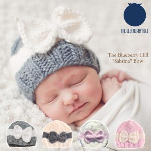 "The Blueberry Hill(ザブルーベリーヒル) ""Sabrina"" Bow|ilovebaby"