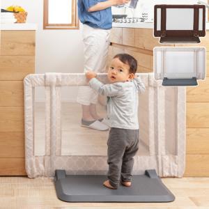赤ちゃん 柵 とおせんぼ パネル 簡単設置 おくだけとおせんぼ S