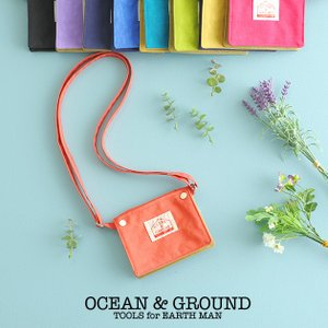 OCEAN&GROUND(オーシャンアンドグラウンド)  2WAY 移動ポケットBAG GOODAY|ilovebaby
