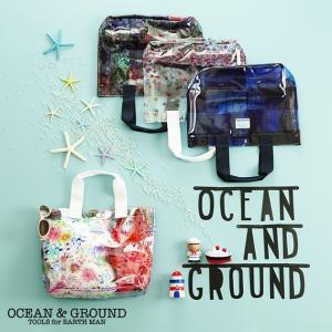 プールバッグ ビーチバッグ プール バッグ 着替え OCEAN&GROUND(オーシャンアンドグラウンド)  プールBAG SANTA MONICA|ilovebaby