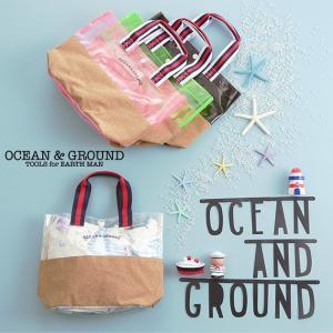 プールバッグ ビーチバッグ プール バッグ 着替え OCEAN&GROUND(オーシャンアンドグラウンド)  プールBAG CONEY ISLAND|ilovebaby