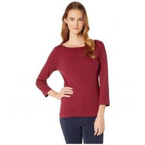 こちらの商品は Three Dots スリードッツ レディース 女性用 ファッション Tシャツ Es...