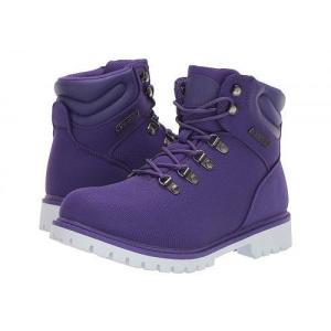 Lugz ラグズ レディース 女性用 シューズ 靴 ブーツ 安全靴 ワークブーツ Grotto II - Purple/White|ilovela