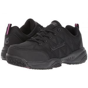 Nautilus ノーチラス レディース 女性用 シューズ 靴 ブーツ 安全靴 ワークブーツ N2158 Composite Toe - Black|ilovela