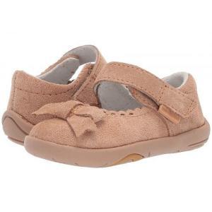 acc00838fd547 pediped ペディペド 女の子用 キッズシューズ 子供靴 フラット Betty Grip  n  Go (Toddler) - Sand