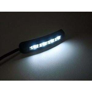 LEDナンバー灯 曲面OK 両面テープ貼り付け 汎用品 ゆうパケット対応|im-trading