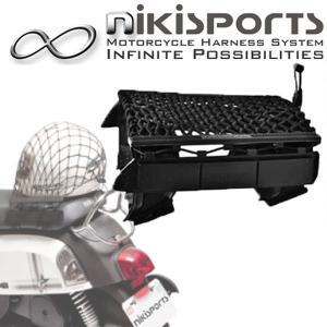 nikisports ニキスポーツ ユニバーサルハーネス付ツーリングネット SB001|im-trading
