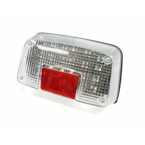 GSX400インパルス用LEDテールランプ クリアレンズGK79A ナンバー灯付き|im-trading