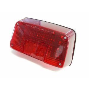 GSX400Sカタナ GSX250Sカタナ用LEDテールランプ レッドレンズ 刀 ナンバー灯付き|im-trading