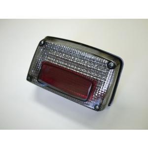 GSX1100S GSX750Sカタナ用 LEDテールランプ スモークレンズ  ナンバー灯付き|im-trading