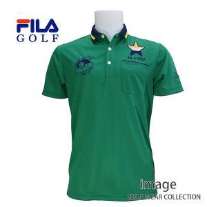 60%off FILA フィラ メンズ 半袖ポロシャツ 746604|image-golf