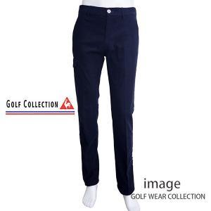ルコックゴルフ メンズ  ロングパンツ QG8499|image-golf