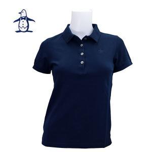 マンシングウェア レディス 半袖 ポロシャツ XSL1543 image-golf