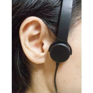 骨伝導集音器 ナチュラルボイス ヘッドホン bluetooth イヤホン 補聴器 充電式 父の日|imagelife|02