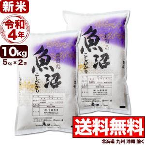 お米 10kg 魚沼産コシヒカリ 産直 29年産 新潟産 5...