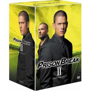 プリズン・ブレイク シーズン2 DVDコレクタ...の関連商品4