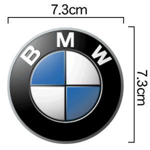BMW エンブレム カラー ステッカー (デカール シール) 7.3cmサイズ|imagine-style