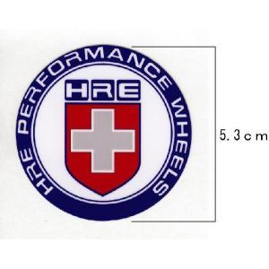 数量限定 HRE Performance Wheels ステッカー|imagine-style