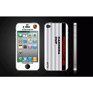 iPhone 4  4S iPhone 5 iPhone 5S  対応保護シール アイフォン用 ポルシェ デザイン|imagine-style