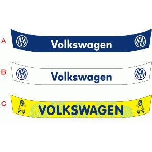 ヘルメットバイザーステッカー Volkswagen アライ Arai GP-5・GP-5S・SK-5・GP-6・GP-6S・SK-6ヘルメット対応|imagine-style